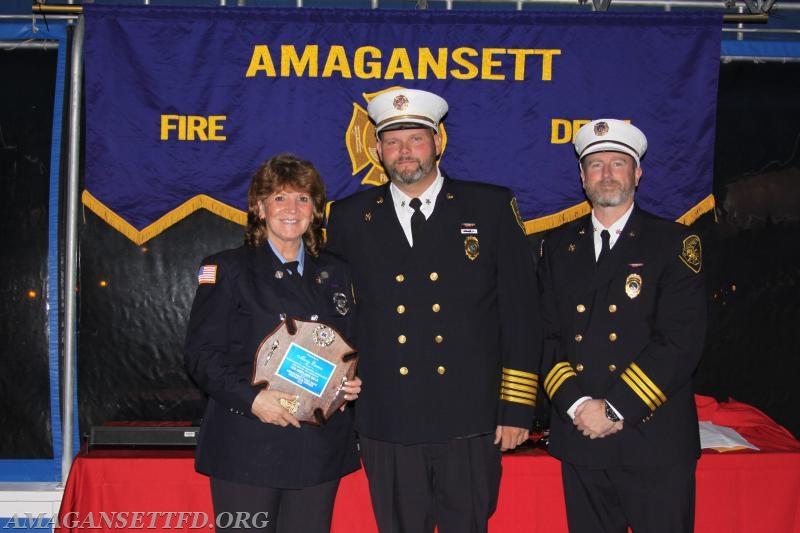 EMT Mary Eames - 1250 Ambulance Calls