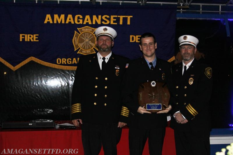 Asst. Captain Bradley Hughes - EMS Person of the Year